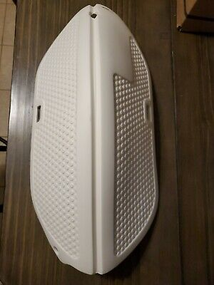 Puj Flyte Travel Infant Bath Tub White Gently Used