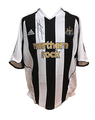 Alan Shearer Signed Original 2005/06 Newcastle United Shirt Bnwt Coa  See Proof