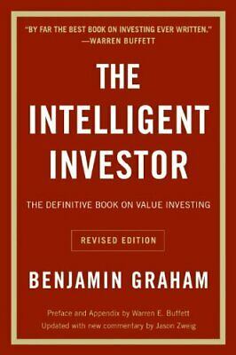 The Intelligent Investor by Benjamin Graham [P.D.F]