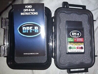 Ford DPF-R 4.0 plus programmer by Gear Box Z