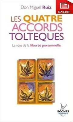 Les Quatre Accords Tolteques  [PDF/eBook]