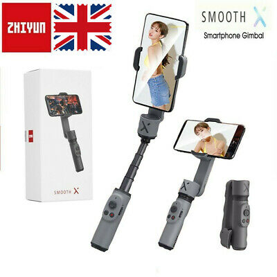 Zhiyun Smooth X 2- Axis Handheld Gimbal Stabilizer Retractable for Smartphone