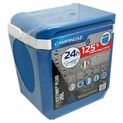 CAMPINGAZ Kühlbox Icetime® Plus 26L Isolierbox Camping Thermobox 6x1,5L Flaschen