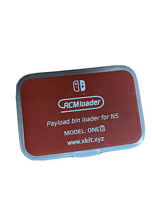 RCM Loader ONE Nintendo Switch