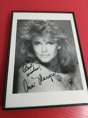 Ann Margret Autographed Signed Photo Picture