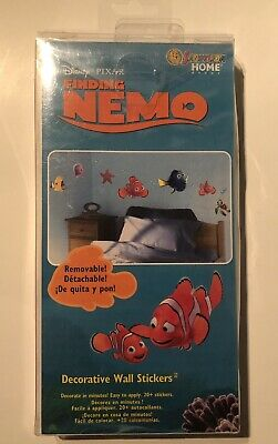 New Disney Wall Stickers- Finding Nemo- Decal Stickers(20+)- Decorations- 2005