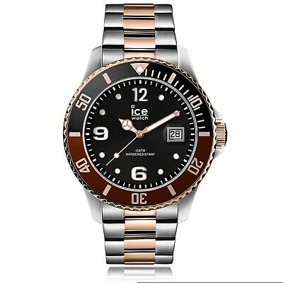 Montre Ice Watch Ice Steel Chic silver rose-gold Large