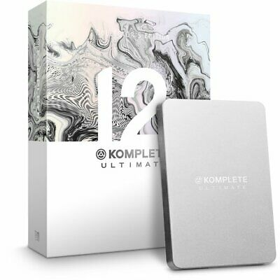 Native Instruments Komplete 12 Ultimate Collector's Edition WIN/MAC