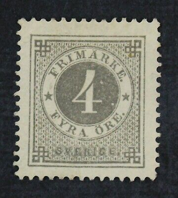 CKStamps: Sweden Stamps Collection Scott#28 Unused NG