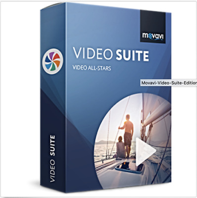 🌟new offer🌟Movavi Video Suite 2020 Windows Lifetime Activated Digital Delivery
