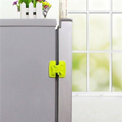 Toilet Child Infant Security Measures Toddler Safety Locks Refrigerator Lock