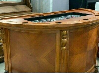 Poker table/bar