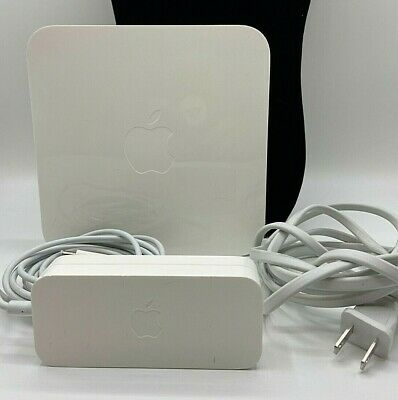Apple Airport Extreme Base Station A1354 WiFi Router with Power Cord