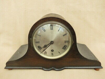 Vintage Westminster/Whittington Chime Mantel Clock For Spares Or Repair
