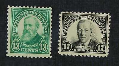 CKStamps: US Stamps Collection Scott#622 623 Mint NH OG