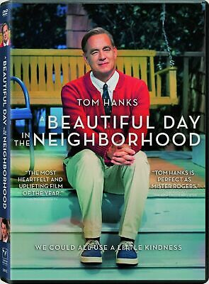 A Beautiful Day In The Neighborhood DVD - Brand New/Unopened! Free fast shipping