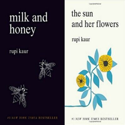 Milk and Honey& The Sun and Her Flowers by Rupi Kaur [ɛb00k] P/D/F fast delivery