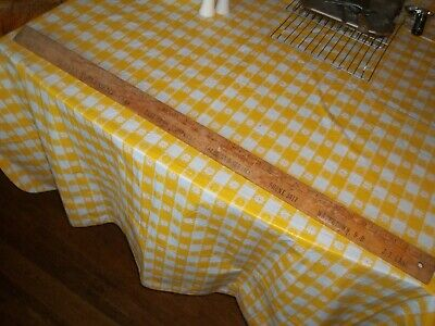 J I Case Wooden three foot yard stick from Burkes Impliment Co. Watertown S.D.