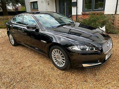 2011 Jaguar XF 2.2d Luxury 4dr Auto SALOON Diesel Automatic
