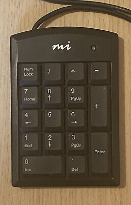USB Micro Innovations 24P0377 Numeric Access Plus Keypad