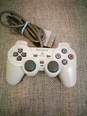 Ps2 Mando gris Original Sony PlayStation Psx