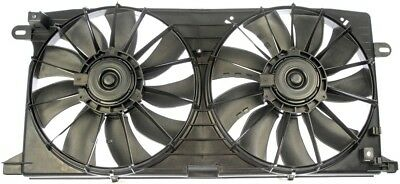 New Engine Radiator Dual Cooling Fan Assembly Dorman 620-643