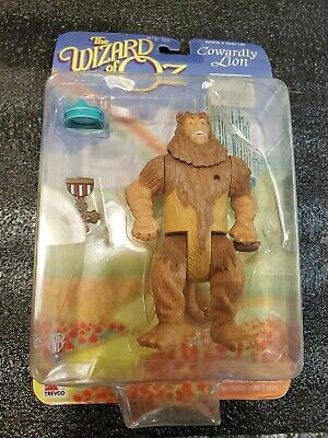 Cowardly lion Figurine in the box