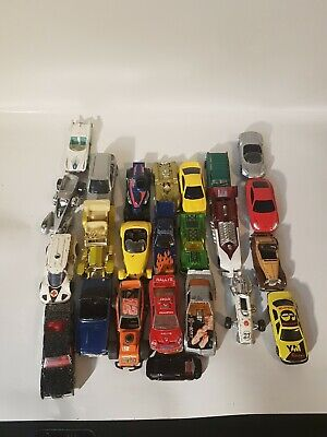 Lot Of 24  Die Cast Cars - Assorted