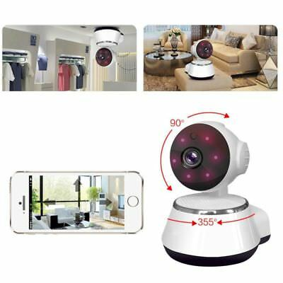 Wireless 720P HD Wifi IP Camera Baby Pet Monitor CAM Pan Remote Security Home US