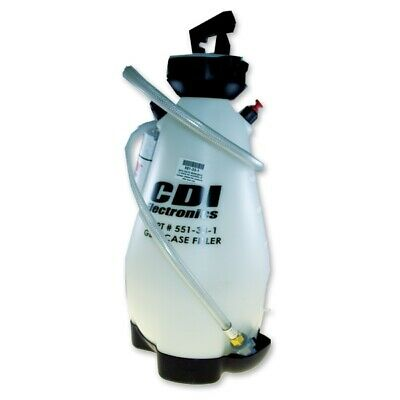 CDI  Gearcase Filler 3 gallons  Part# 551-33-1