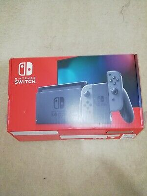 Empty Replacement Box For Nintendo Switch Console New Version 2