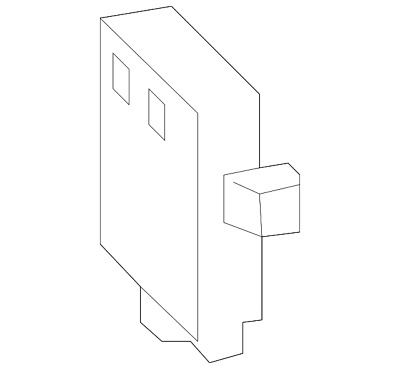 Genuine GM Control Module 20821156