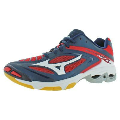 MIZUNO MENS WAVE Lightning Z3 Blue Volleyball Shoes 13