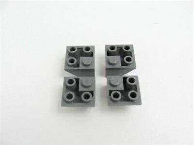 Lego 50 New Dark Bluish Gray Wedges 6 x 4 Triple Inverted Curved Pieces