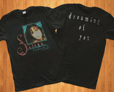 """HEAVY COTTON"" Vtg 90s Selena Dreaming of You T-Shirt 1995 Concert Tour REPRINT"