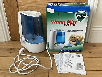 VICKS WARM MIST Humidifier FOR SALE! | PicClick UK