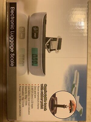 Electric Luggage Scale 50 Kg Capacity