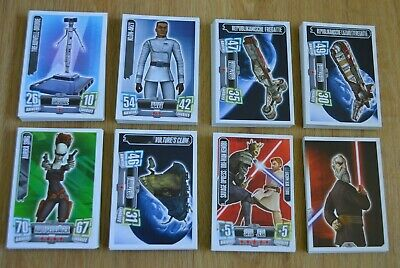 TOPPS STAR WARS FORCE ATTAX SERIES 3 BASE//BASIC  CARD 001 to 192   by TOPPS