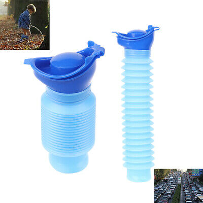 Male Female Urine Portable Bottle Urinal Toilet Camping Outdoor Journey Trave XA