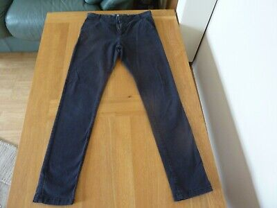 Boys Next Faded Black Jeans / Trousers School Trousers 14 yrs Height 164cm VGC