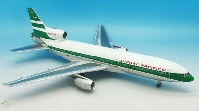 Cathay Pacific Old Color HK Flag L1011-385-1 1:200 VR-HOB Diecast Airplane Model