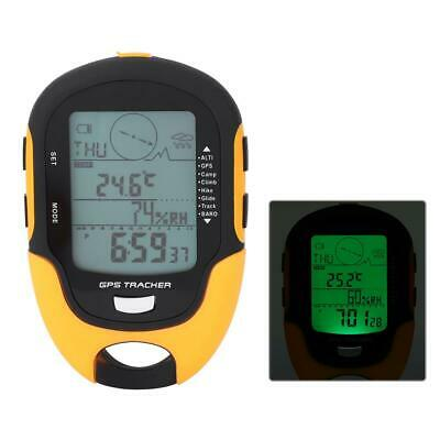 Sunroad FR500 Outdoor Digital LCD Höhenmesser Barometer Kompass Thermometer F9A8