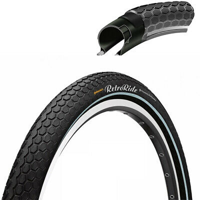 Continental Cruise Contact 55-622 Reflex Grey Bike Bicycle Cycle Tyre 28 x 2.20