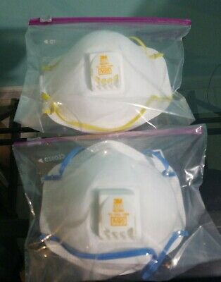 3m Niosh 95 Respirator Filter M@sk!!! 3-Pack!!! Going Fast!!!