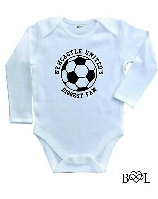 Me and My Daddy Love Norwich City for Football Fans Long Sleeve Baby Vests Gift