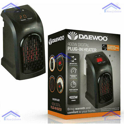 DAEWOO 400W 220 240V Mini Portable