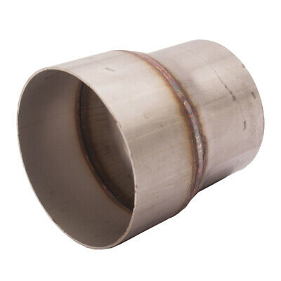 50.8mm ID to 28.58mm ID Stainless Standard Exhaust Reducer Connector Pipe Tube