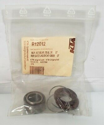 Genuine KTM Rear Suspension Shock Absorber Unit Upper Bearing Repair Kit R12012