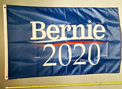 Bernie Sanders 2020 Flag FREE SHIPPING For President Feel the Burn 3x5 Foot New