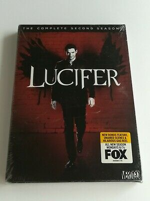 Lucifer: The Complete Second Season Brand New